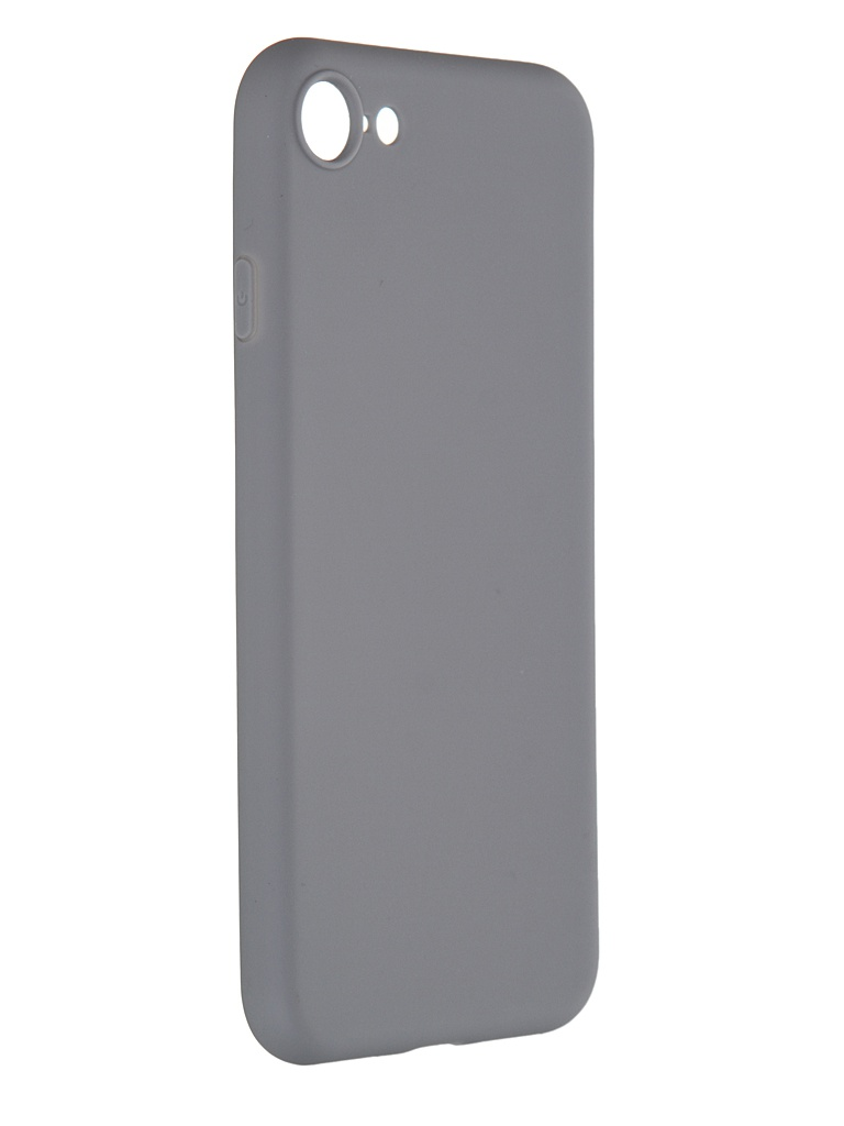 Чехол Pero для APPLE iPhone 7 Soft Touch Grey CC01-I7GR