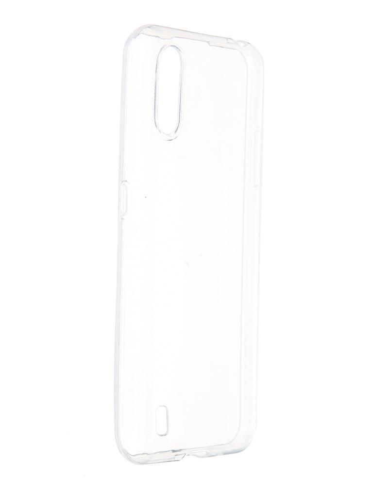 Чехол Pero для Samsung M01 Silicone Transparent CC01-M01TR