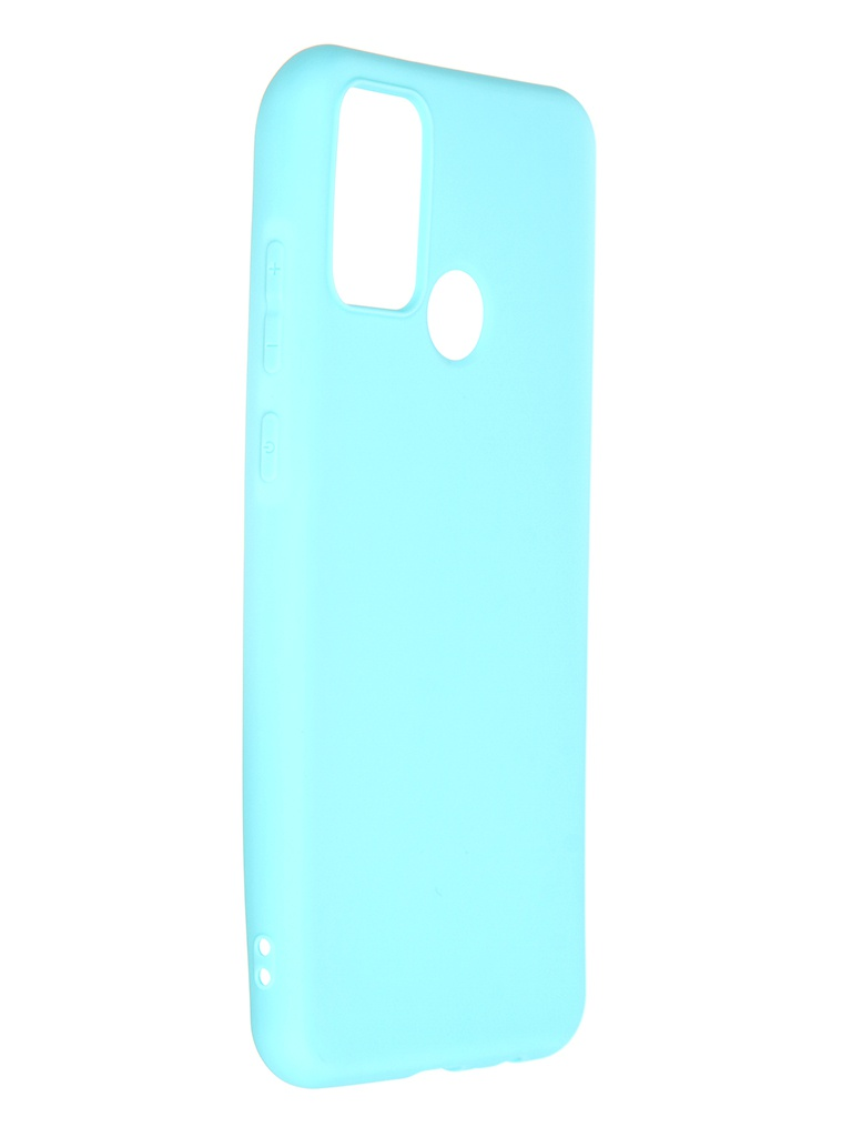 Чехол Pero для Honor 9A Soft Touch Turquoise CC01-H9AC
