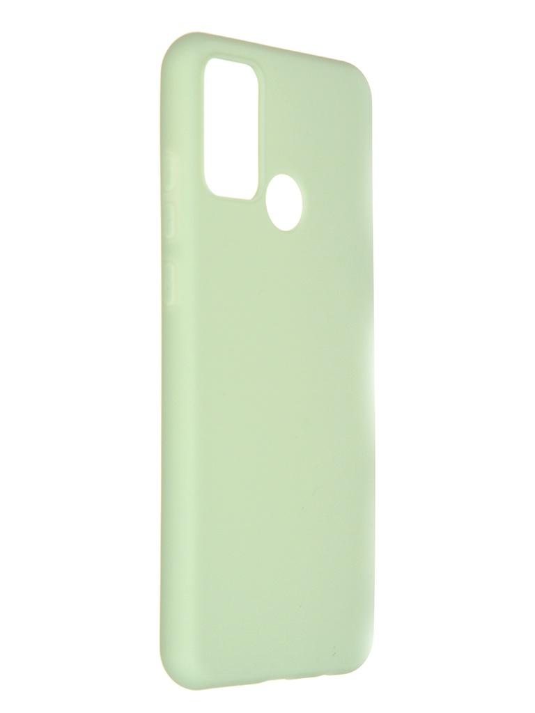 Чехол Pero для Honor 9A Soft Touch Mint CC01-H9AGRN