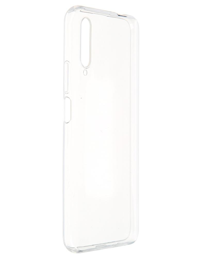 Чехол Pero для Vivo V17 Neo Silicone Transparent CC01-V17NTR