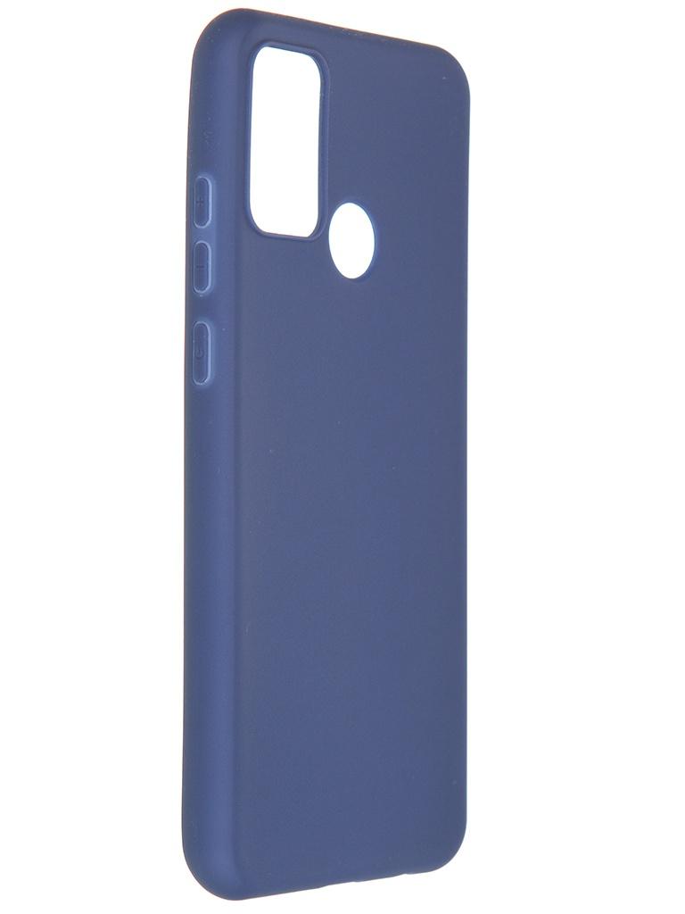 Чехол Pero для Honor 9A Soft Touch Blue CC01-H9ABL