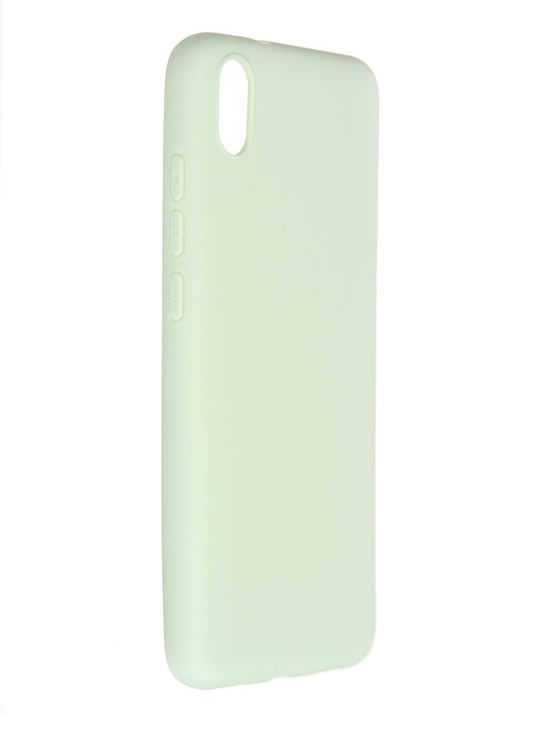 Чехол Pero для Xiaomi Redmi 7A Soft Touch Mint CC01-R7AGRN