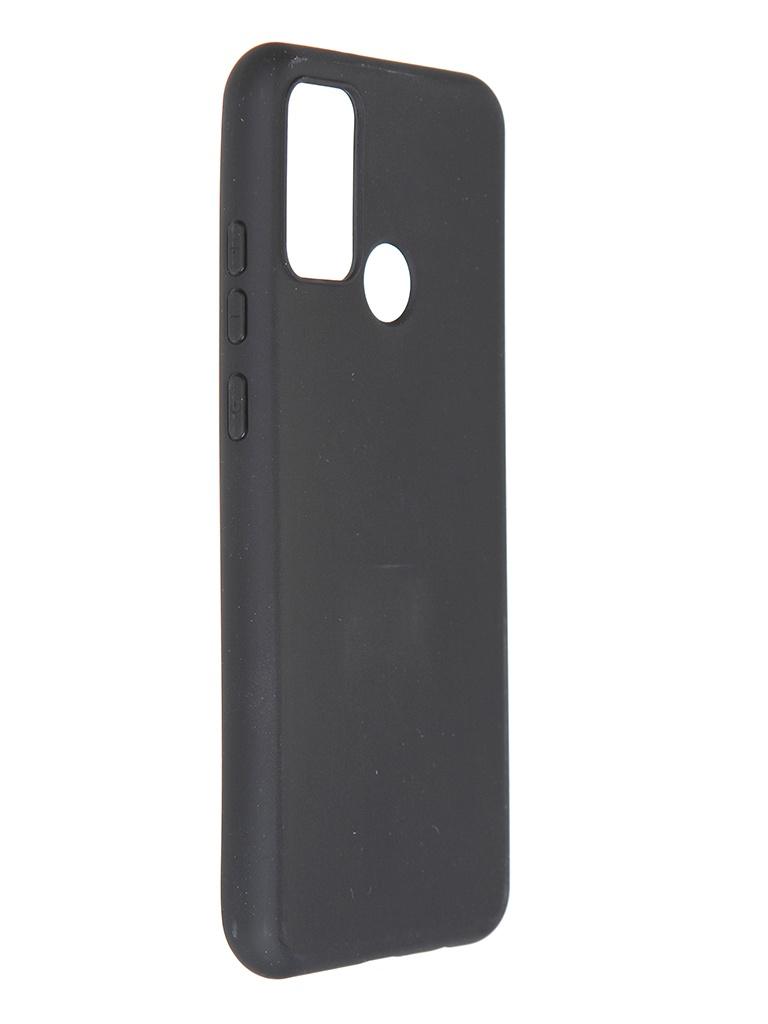 Чехол Pero для Xiaomi Redmi 9A Soft Touch Black CC01-R9AB