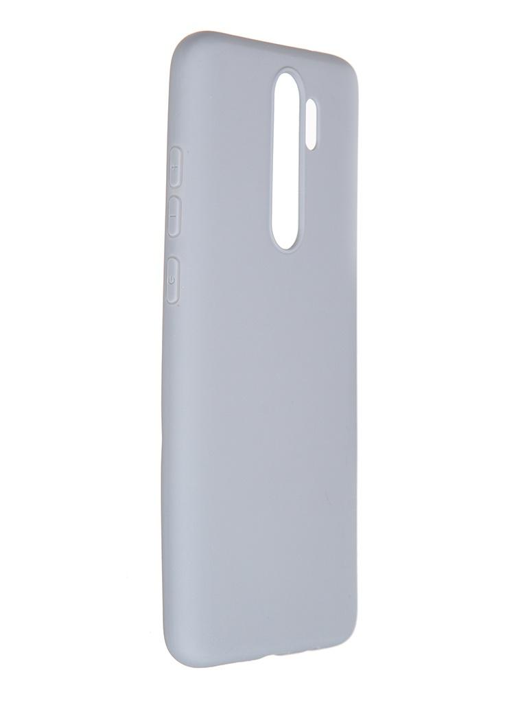Чехол Pero для Xiaomi Redmi Note 8 Pro Soft Touch Grey CC01-RN8PGR чехол pero для xiaomi redmi note 8 pro soft touch blue cc01 rn8pbl