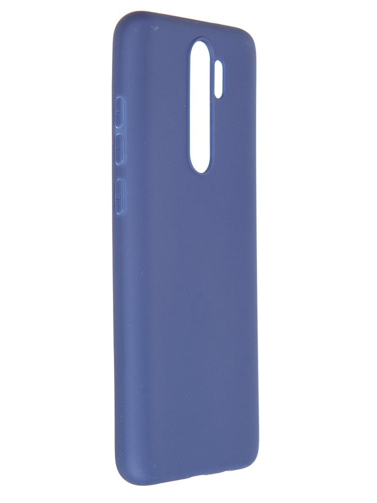 Чехол Pero для Xiaomi Redmi Note 8 Pro Soft Touch Blue CC01-RN8PBL чехол pero для xiaomi redmi note 8 pro soft touch blue cc01 rn8pbl