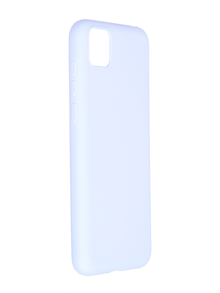 Чехол Pero для Huawei Y5 2019 Soft Touch Light Blue CC01-Y519OB