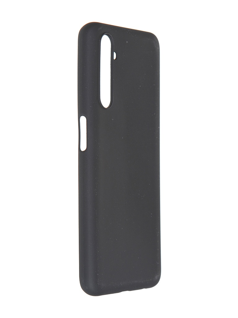 Чехол Pero для Realme 6S Soft Touch Black CC01-R6SB