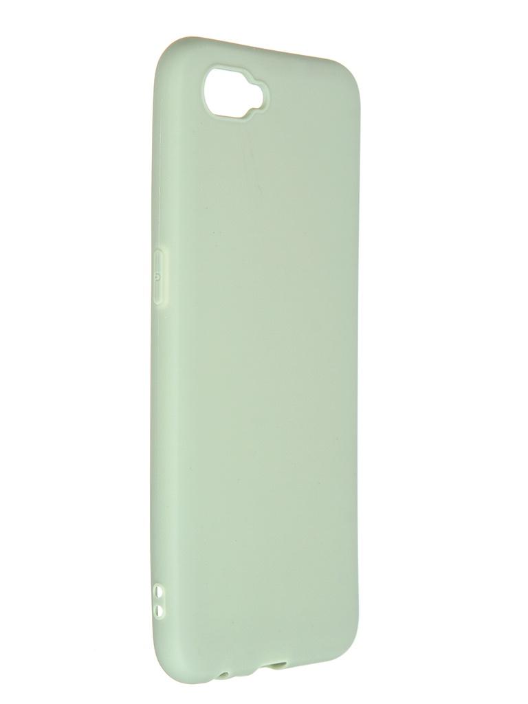 Чехол Pero для Realme C2 Soft Touch Mint CC01-RC2GRN