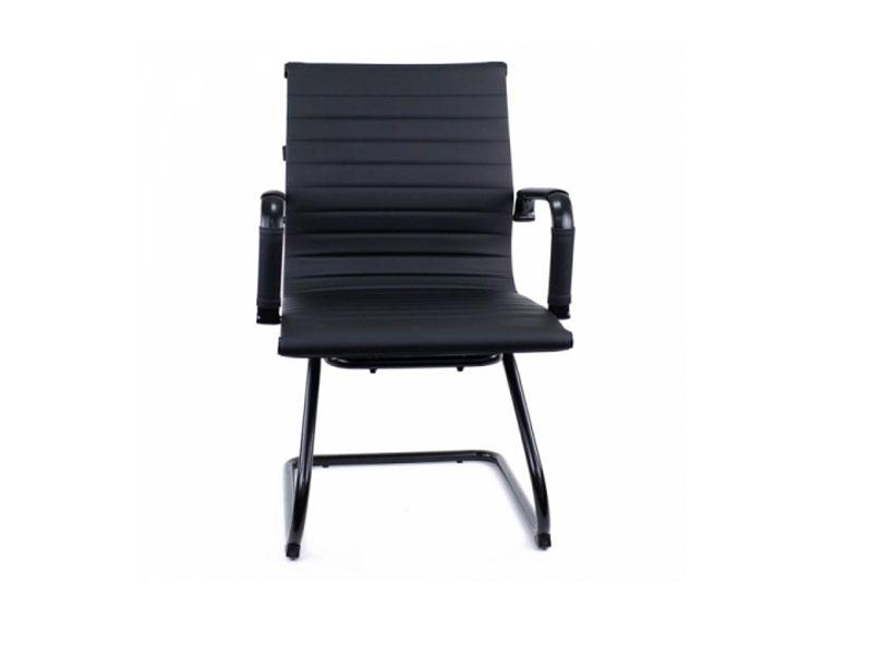 Компьютерное кресло Everprof Leo CF Экокожа Black-Black