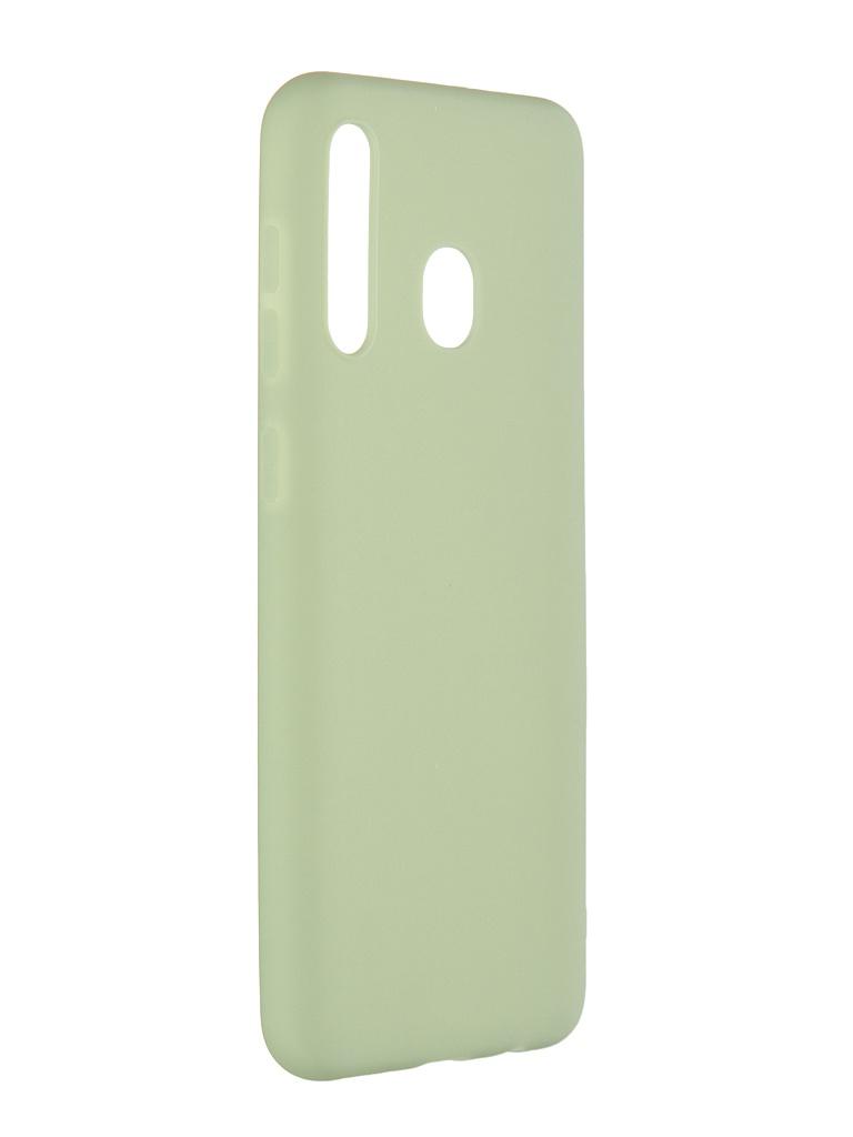 Чехол Pero для Samsung Galaxy A20 Soft Touch Mint CC01-A20GRN