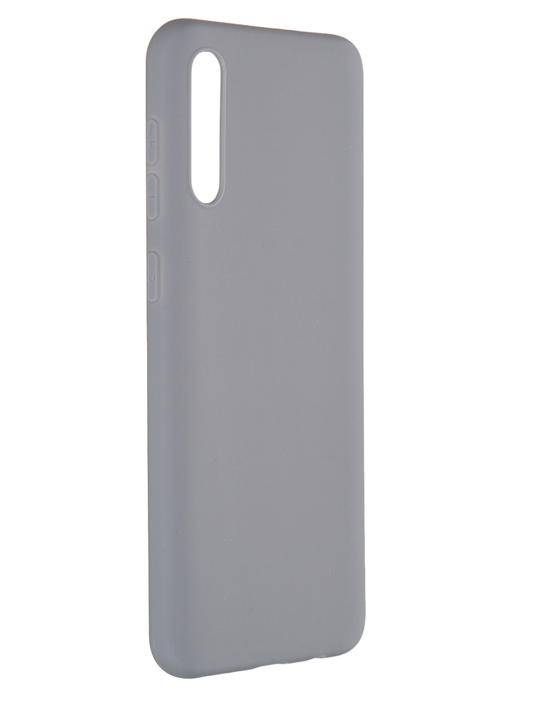Чехол Pero для Samsung Galaxy A50S / A50 Soft Touch Grey CC01-A50SGR
