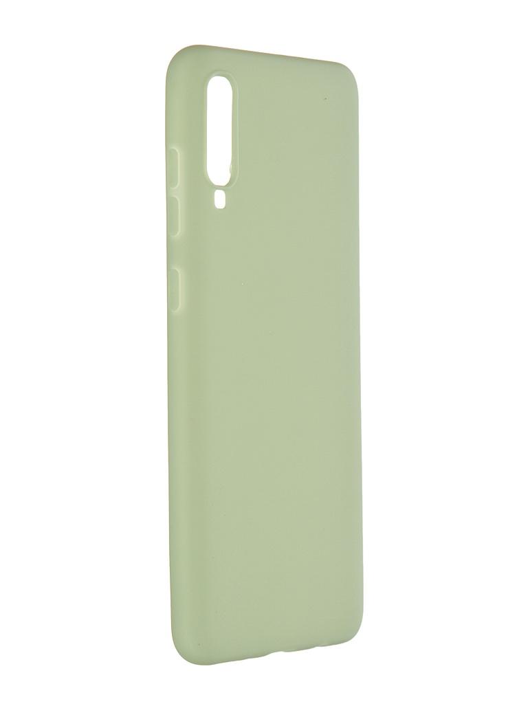 Чехол Pero для Samsung Galaxy A70 Soft Touch Mint CC01-A70GRN