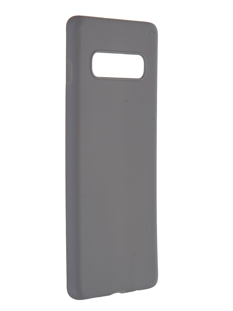 Чехол Pero для Samsung Galaxy S10 Plus Soft Touch Grey CC01-S10PGR