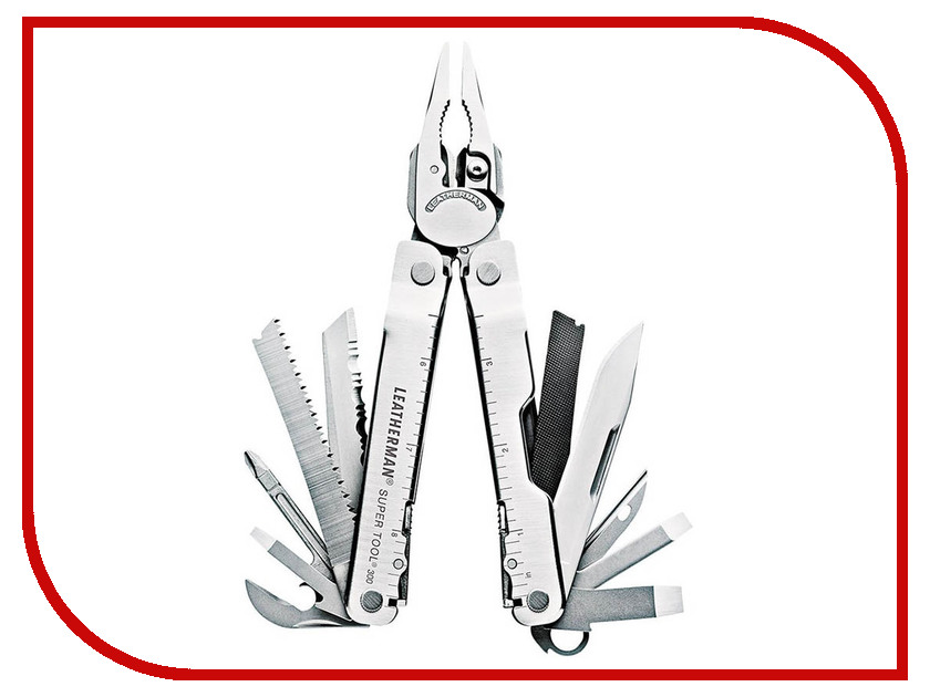 Мультитул Leatherman Super Tool 300 831183 набор сверл yato yt 4460