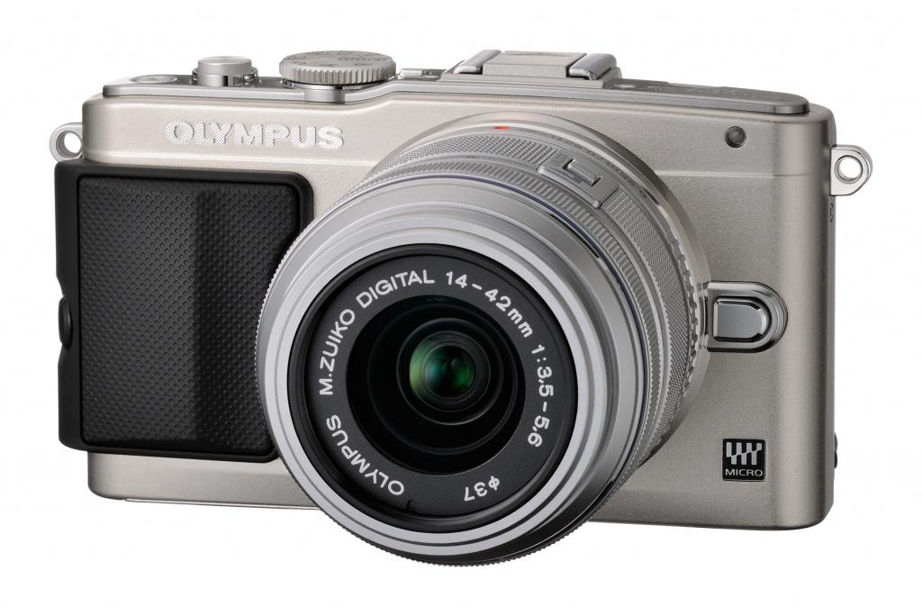 Фотоаппарат Olympus PEN E-PL5 Kit 14-42 mm II R Silver-Silver