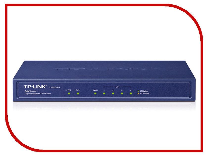 Роутер TP-LINK TL-R600VPN