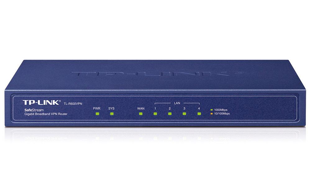 Роутер TP-LINK TL-R600VPN<br>