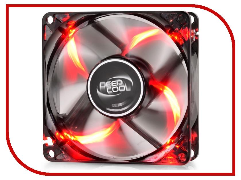 Вентилятор Deepcool WIND BLADE 80 вентилятор deepcool xfan 70 70мм bulk