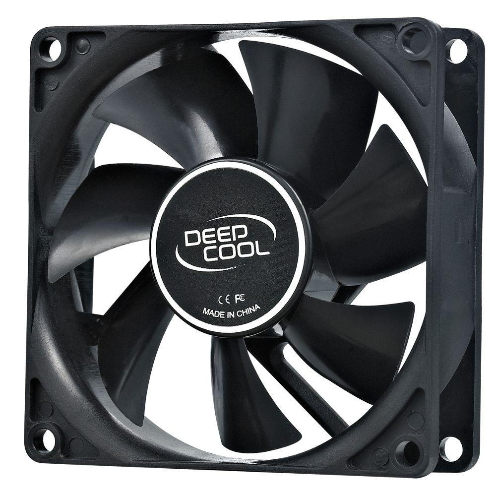 Вентилятор Deepcool XFAN 80 вентилятор для корпуса deepcool xfan 120l r