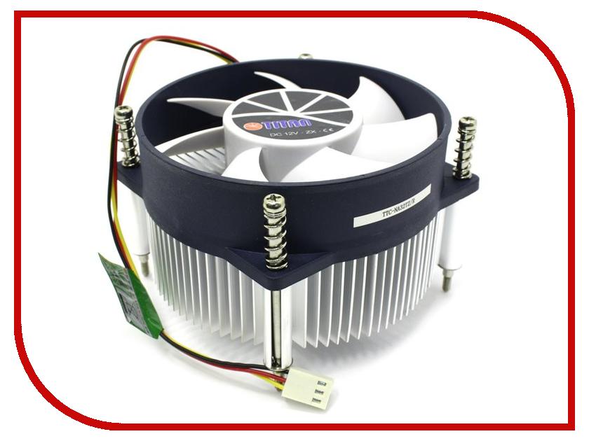 Кулер TITAN TTC-NA32TZ/R (Intel LGA1150/LGA1155/LGA1156)