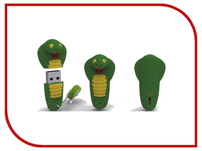USB Flash Drive 8Gb - Iconik Змея RB-SNAKE-8GB<br>