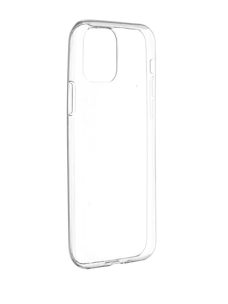 Чехол Pero для Apple iPhone 11 Pro Silicone Clip Case Transparent CC01-I5819TR