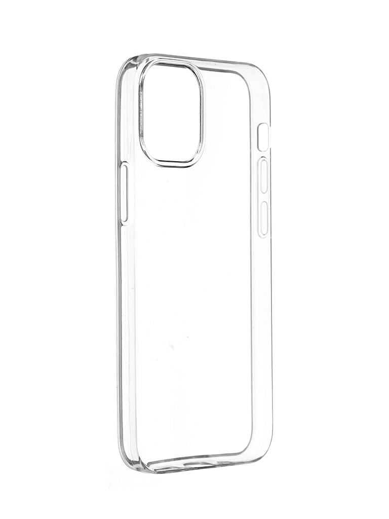 Чехол Pero для Apple iPhone 12 mini Silicone Clip Case Transparent CC01-I12MTR