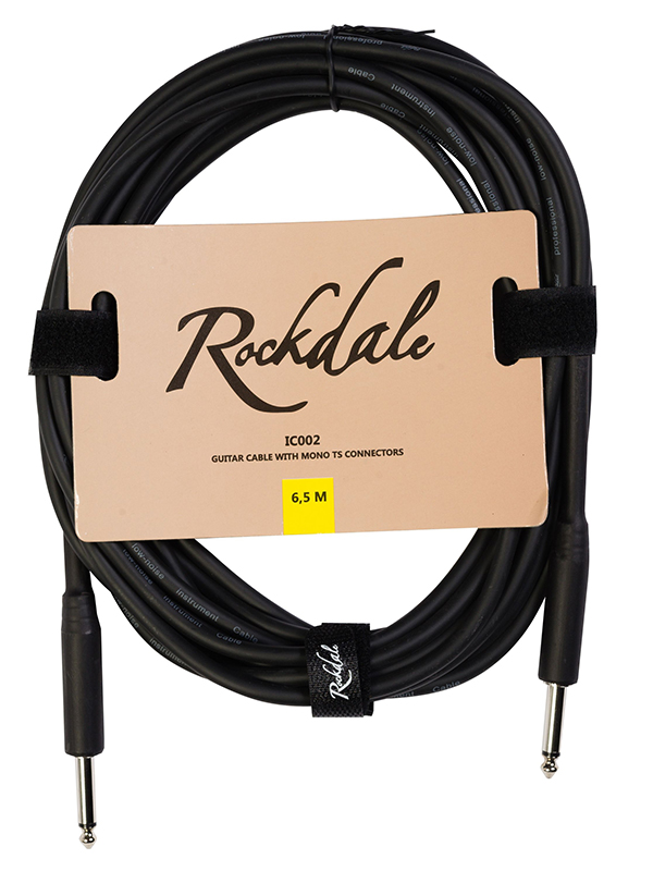 Rockdale 6mm jack - 6.5m IC002.20
