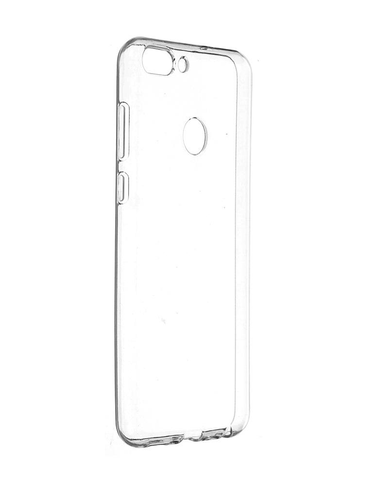 Чехол Pero для Honor 7S / 7A Silicone Transparent CC01-H7STR