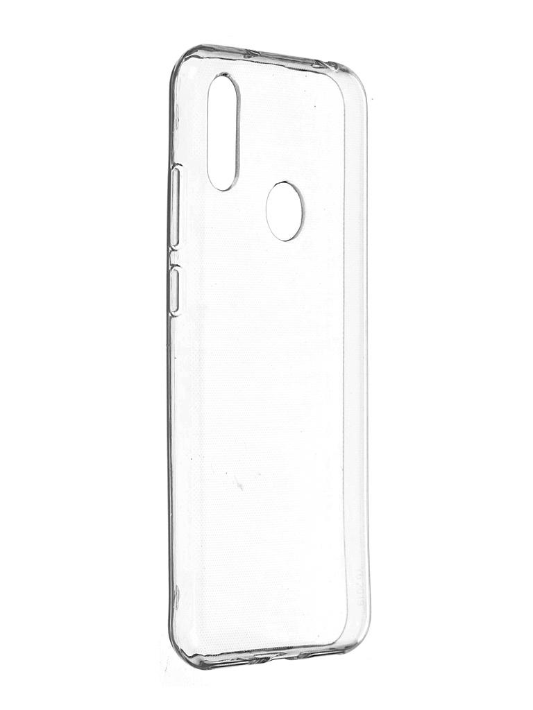 Чехол Pero для Honor 8A / Y6s Y6 2019 Silicone Transparent CC01-Y619TR