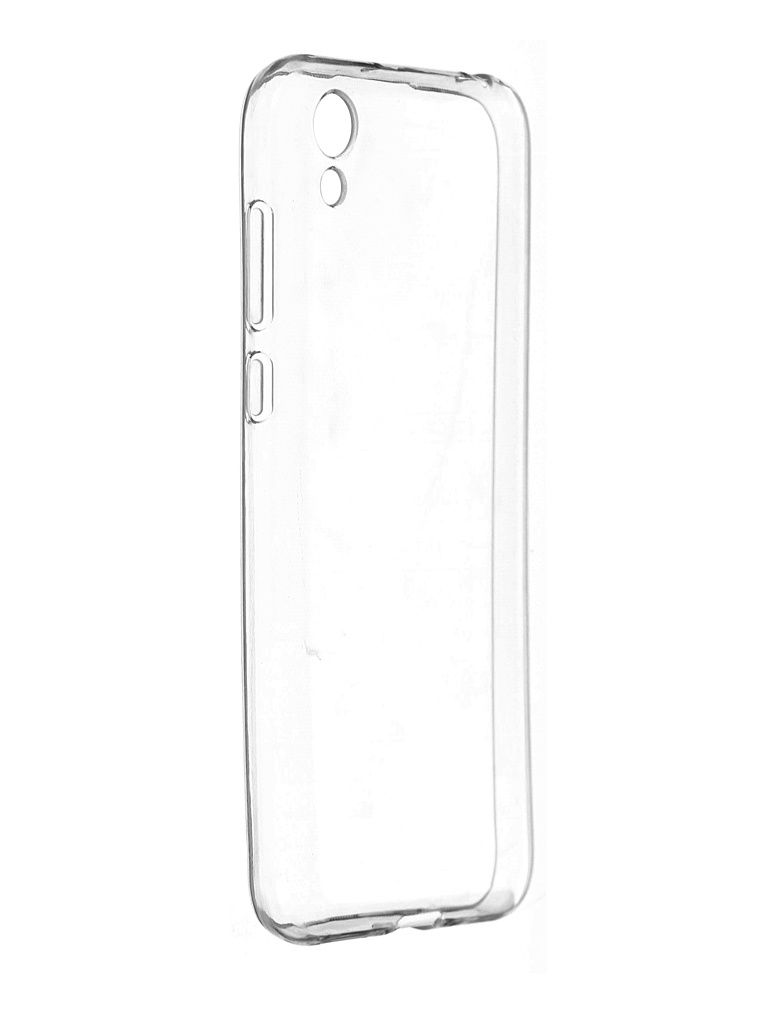 Чехол Pero для Huawei Y5 2019 Silicone Clip Case Transparent CC01-Y519TR