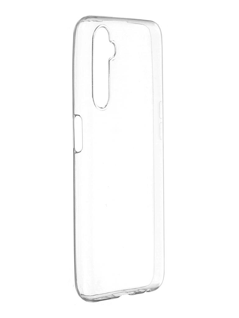 Чехол Pero для Realme 6S Silicone Transparent CC01-R6STR