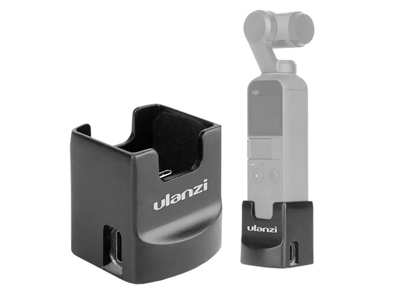 Фото - Зарядная база Ulanzi OP-2 для DJI Osmo Pocket 16724 / 1274 набор светофильтров pgytech filter for osmo pocket p 18c 014 розовый