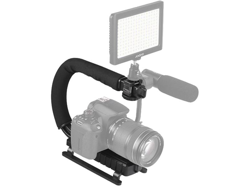 Фото - Рукоятка для поддержки камеры Ulanzi U-Grip 14254 площадка для штатива ulanzi pt 8 20385