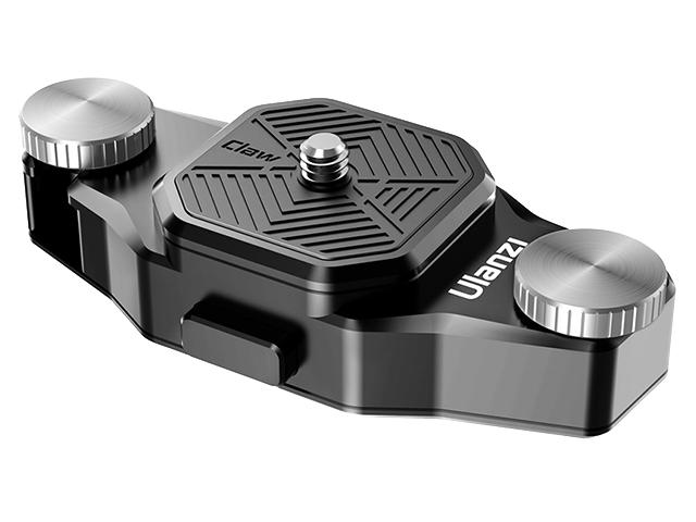 Фото - Крепление Ulanzi Claw-Quick Release Combo 21307 / 1905 крепления ulanzi claw quick release mount for sports cameras 21310 2106