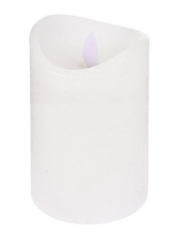 Светодиодная свеча Koopman International Уютный свет 7.5х12.5cm White AX5400010/159833