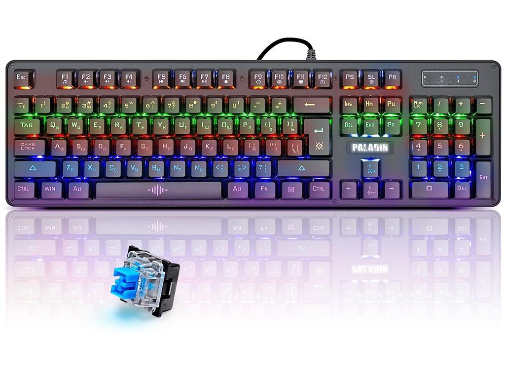 Клавиатура Defender Paladin GK-370L 45731