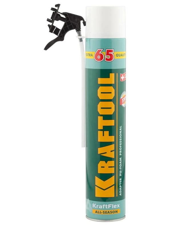 Пена Kraftool Adapter 65 750ml 41175