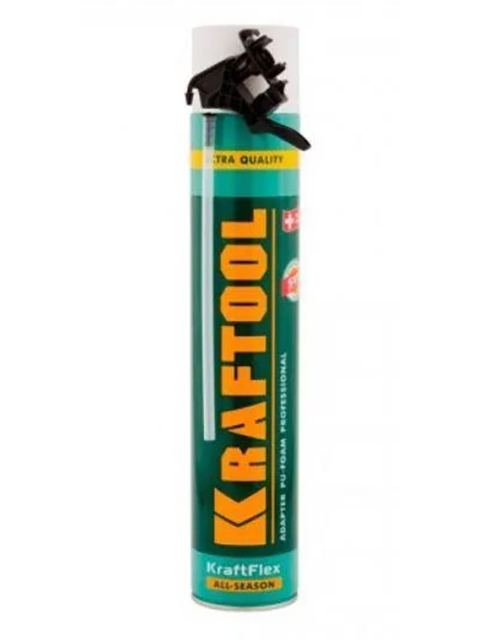 Пена монтажная Kraftool Adapter Pro 750ml 41173 / z01