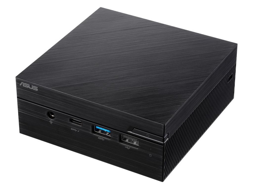 Настольный компьютер ASUS PN60-B7381MD 90MS01D1-M03830 (Intel Core i7-8550U 1.8 GHz/8192Mb/256Gb SSD/Intel UHD Graphics/Wi-Fi/Bluetooth/no OS)