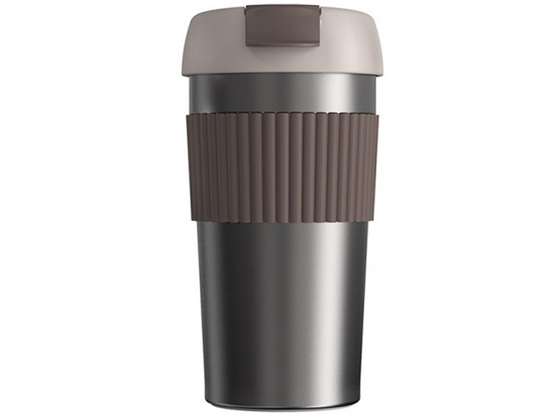 Термокружка Xiaomi Kiss Fish Rainbow 490ml Brown