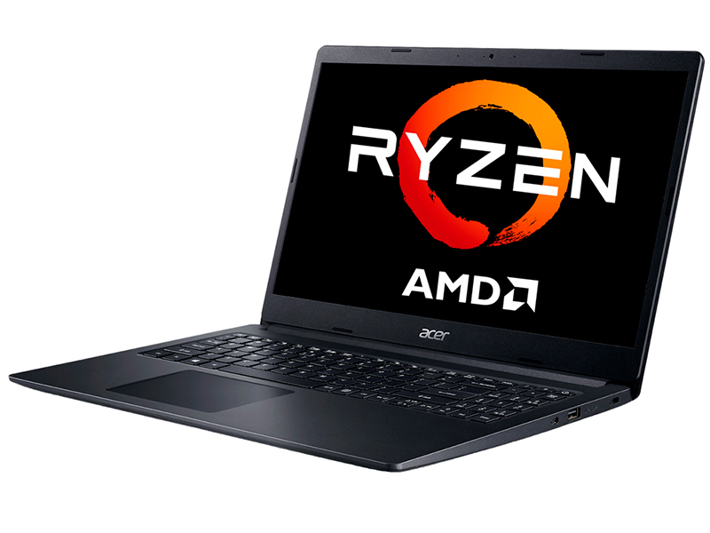 Ноутбук Acer Extensa EX215-22G-R1NG NX.EGAER.00Q (AMD Ryzen 5 3500U 2.1 GHz/8192Mb/512Gb SSD/AMD Radeon 625 2048Mb/Wi-Fi/Bluetooth/Cam/15.6/1920x1080/no OS)