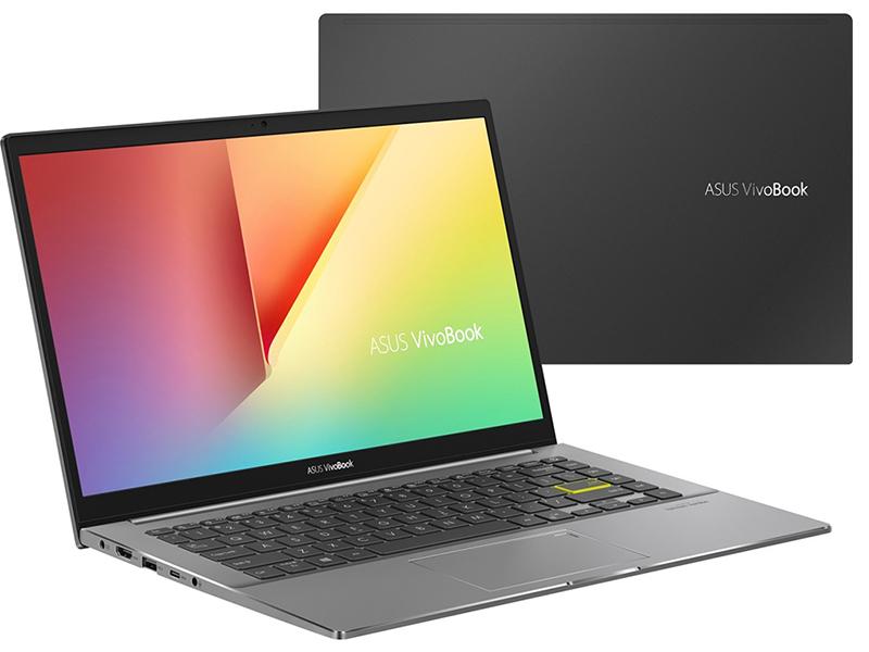Ноутбук ASUS VivoBook M433IA-EB276 90NB0QR4-M06290 (AMD Ryzen 7 4700U 2.0 GHz/8192Mb/256Gb SSD/AMD Radeon Graphics/Wi-Fi/Bluetooth/Cam/14/1920x1080/NO Os)