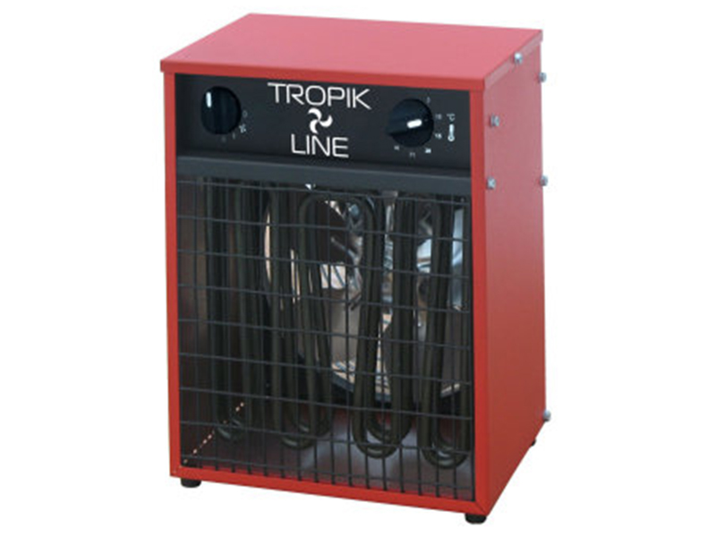 Тепловая пушка Tropik-Line ТВТ-2 Red