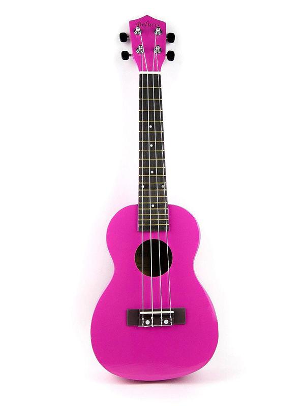 Укулеле Belucci XU23-11 Rose Pink