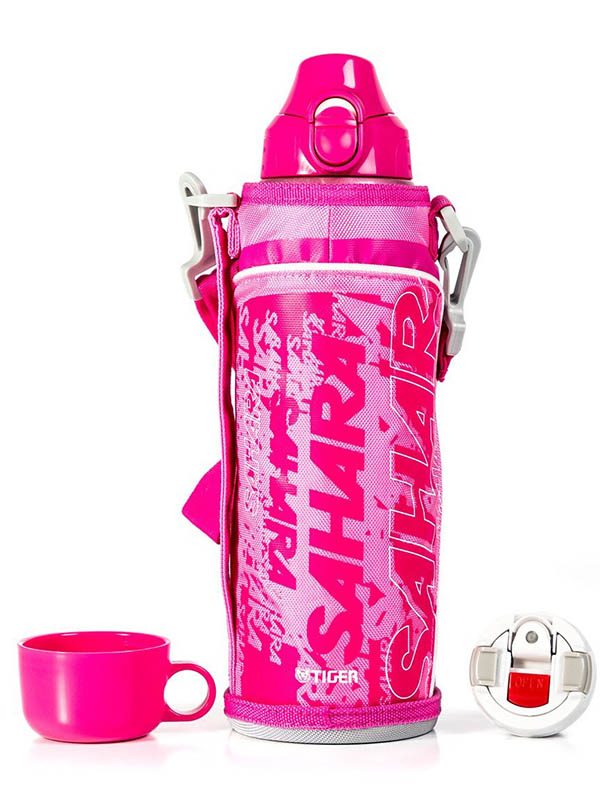 Термос Tiger MMN-W100 1L Pink P