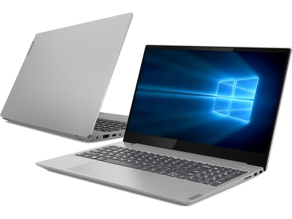 Ноутбук Lenovo IdeaPad S340-15API Grey 81NC00JNRU Выгодный набор + серт. 200Р!!!(AMD Ryzen 5 3500U 2.1 GHz/8192Mb/512Gb SSD/AMD Radeon Vega 8/Wi-Fi/Bluetooth/Cam/15.6/1920x1080/Windows 10 Pro 64-bit)
