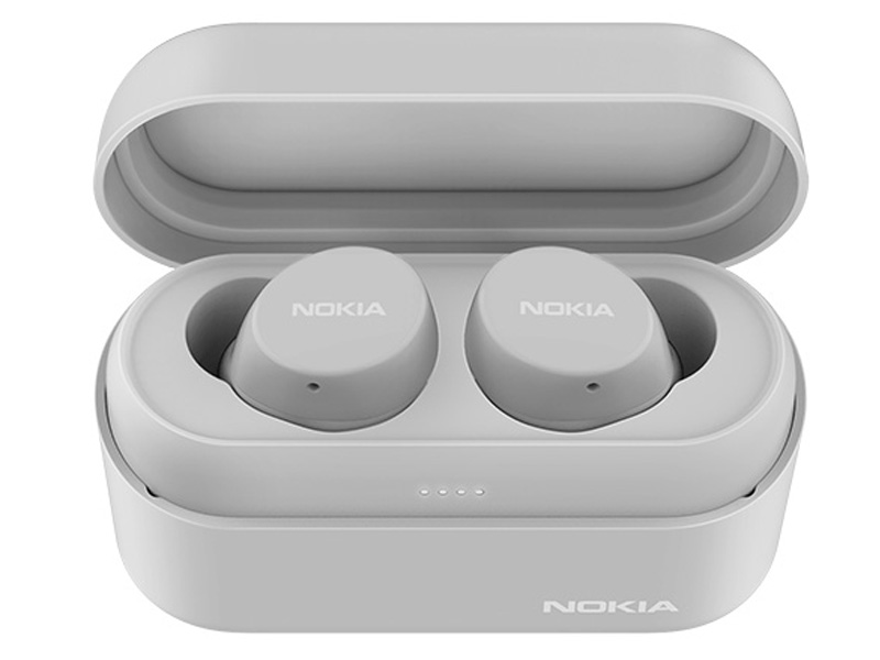 Наушники Nokia True Wireless Earbuds BH-605 Grey