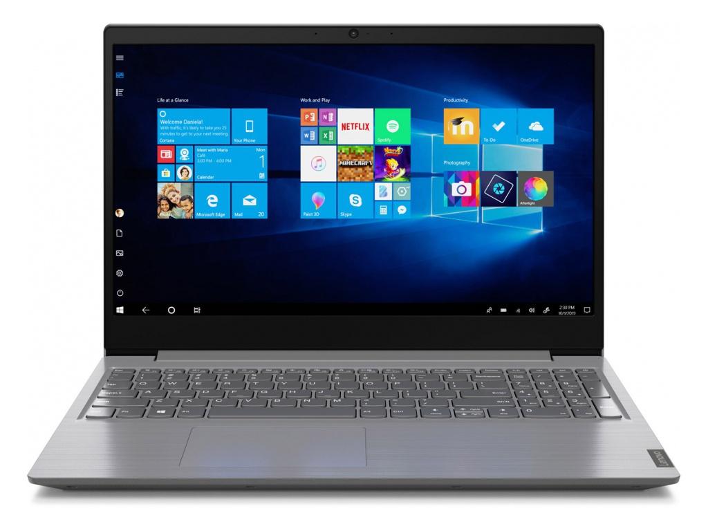 Ноутбук Lenovo V15-IKB Grey 81YD000TRU Выгодный набор + серт. 200Р!!!(Intel Core i3-8130U 2.2 GHz/8192Mb/1000Gb/Intel HD Graphics/Wi-Fi/Bluetooth/Cam/15.6/1920x1080/Windows 10 Pro 64-bit)